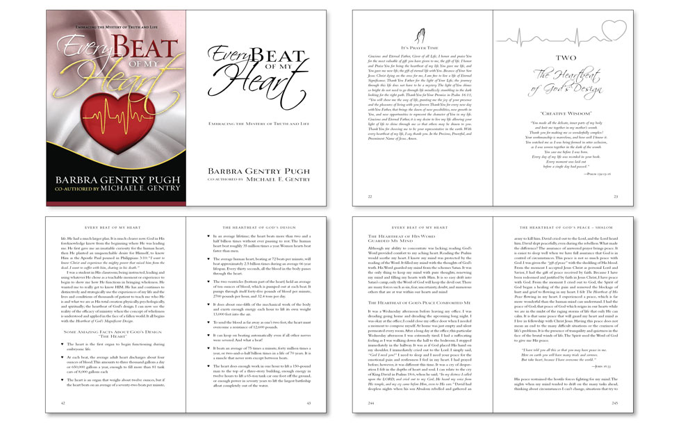 Wordzworth non-fiction book design example