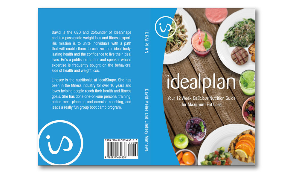 Food Book Cover Template : Book cover template templates designs for
